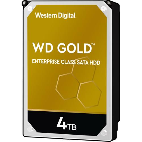 "WD Gold WD4003FRYZ 4 TB Hard Drive - 3.5"" Internal - SATA (SATA/600)"