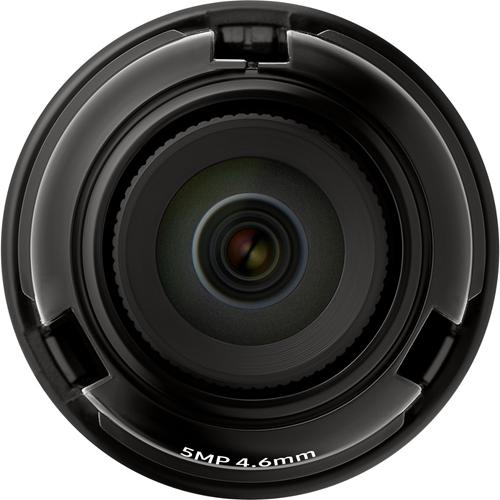 Wisenet SLA-5M4600D - 4.60 mm - f/1.6 - Fixed Focal Length Lens