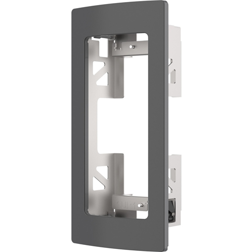 AXIS TA8201 Wall Mount for Door Station - Metallic Dark Gray