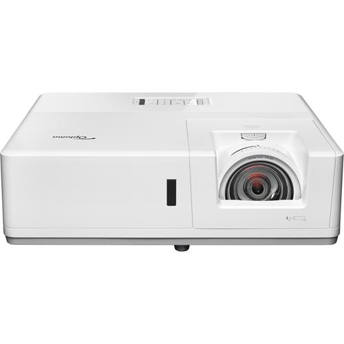 Optoma ProScene ZU606TST-W 3D Ready Short Throw DLP Projector - 16:10 - White