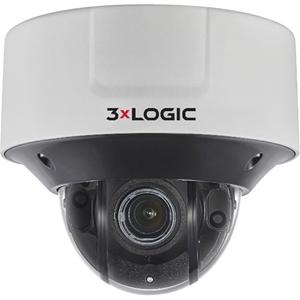 3xLOGIC 2 Megapixel Network Camera - Dome