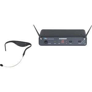 Samson AirLine 88 AH8 Fitness Headset - UHF Wireless System