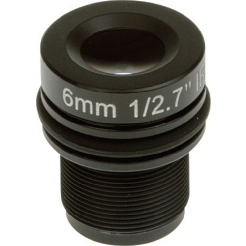 AXIS - 6 mm - f/1.9 - Fixed Focal Length Lens for M12-mount