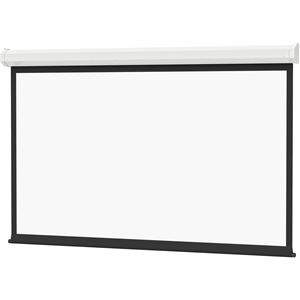"Da-Lite Cosmopolitan Electrol 123"" Electric Projection Screen"