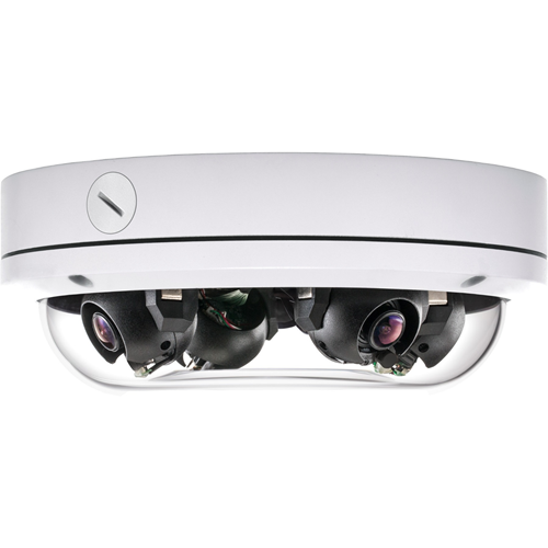Arecont Vision SurroundVideo Omni SX AV12976DN-08 12 Megapixel Network Camera - Dome