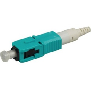 Ortronics SC PC Reusable Connector, Field-Installable, 50/125 LOMF