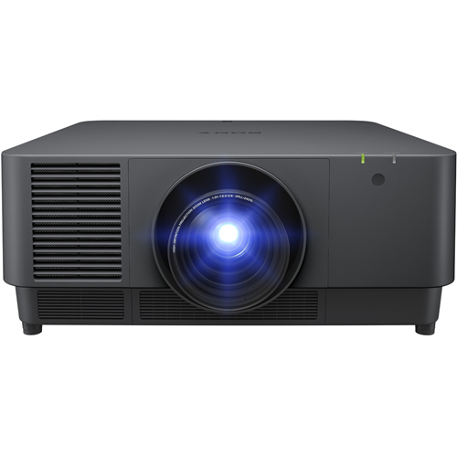 Sony BrightEra VPL-FHZ91L Short Throw LCD Projector - 16:10 - Black