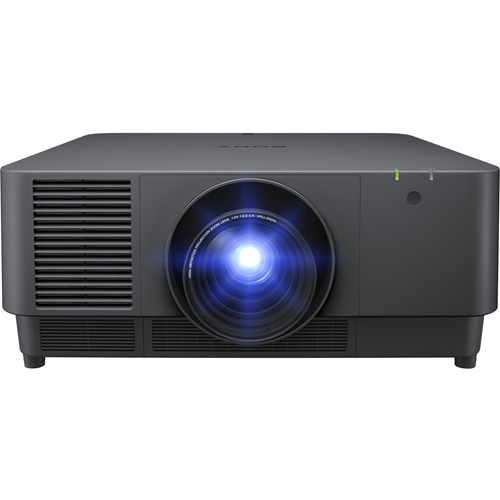 Sony BrightEra VPL-FHZ131L Short Throw LCD Projector - 16:10 - Black