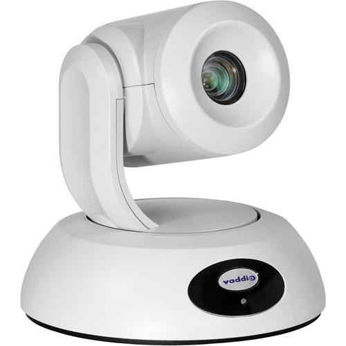 Vaddio RoboSHOT Elite Video Conferencing Camera - 8.5 Megapixel - 60 fps - White