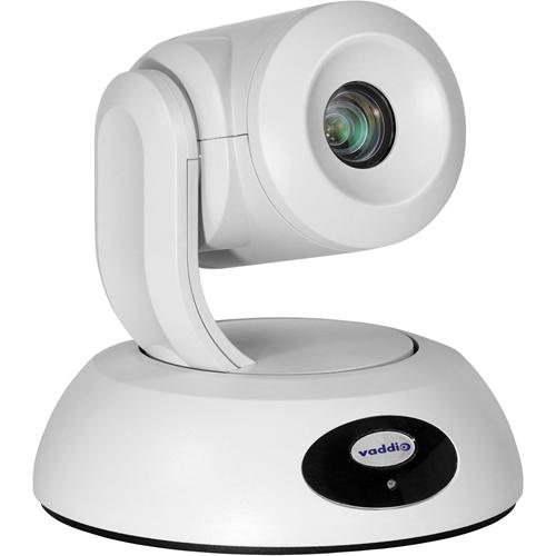 Vaddio RoboSHOT Elite Video Conferencing Camera - 8.5 Megapixel - 60 fps - White - 1 Pack(s)