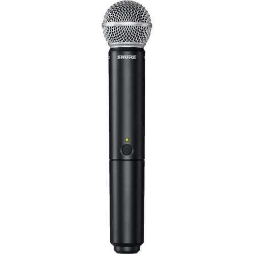 Shure Handheld transmitter with SM58 Capsule