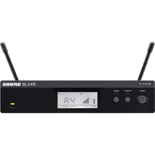 Shure Wireless Receiver for BLX-R Wireless System