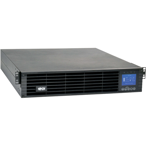 Tripp Lite UPS Smart Online 3000VA 2700W 208/230V LCD USB DB9 WEBCARDLX 2U