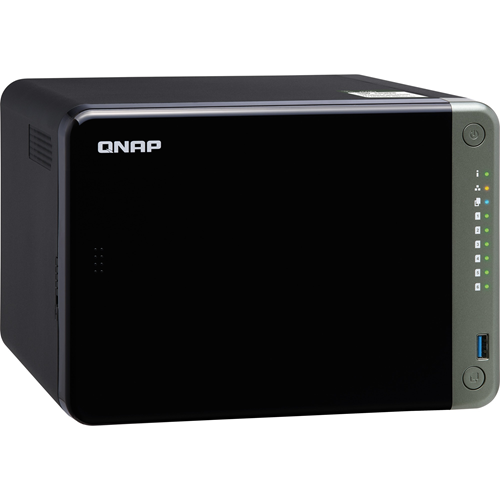 QNAP Professional Quad-core 2.0 GHz NAS with 2.5GbE Connectivity and PCIe Expansion