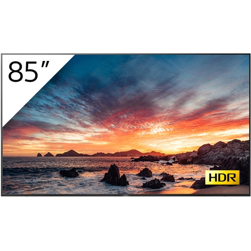 Sony 85-inch BRAVIA 4K Ultra HD HDR Professional DisplayFWD-85X800H