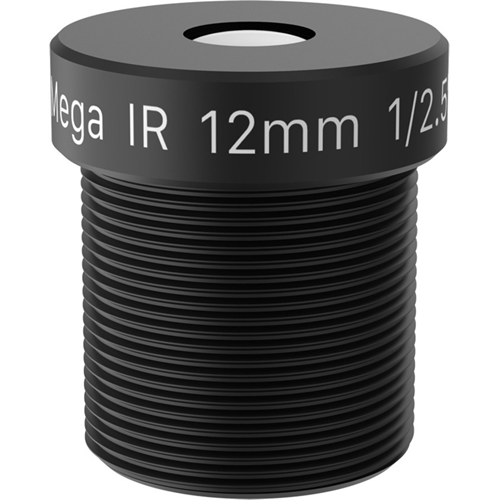 AXIS - 12 mm - f/1.6 - Fixed Focal Length Lens for M12-mount