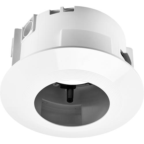 Wisenet SHP-1680FW Flush Mount Kit for Network Camera - White