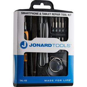 Jonard Tools Smartphone & Tablet Repair Tool Kit