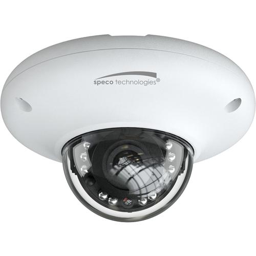 Speco O4P4 4 Megapixel Network Camera - Mini Dome