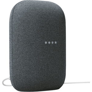 Google Bluetooth Smart Speaker - Google Assistant Supported - Charcoal