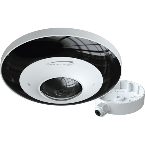 Speco O6MDP3 6 Megapixel Network Camera - 1 Pack - Fisheye
