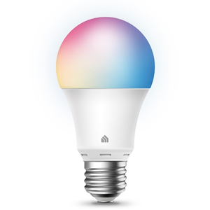 Kasa Smart WiFi Light Bulb, Multicolor
