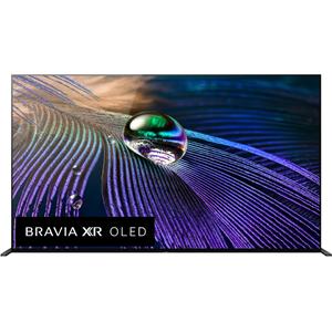 """Sony BRAVIA XR A90J XR55A90J 54.6"""" Smart OLED TV - 4K UHDTV - Titanium Black"""
