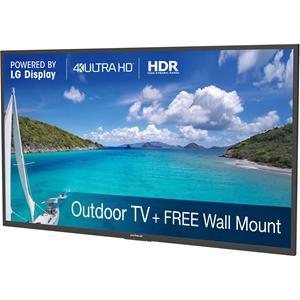 """Peerless-AV Neptune Shade NT552 54.6"""" Smart LCD TV - 4K UHDTV - Black"""