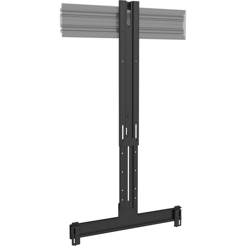 Chief Fusion FCA842 Mounting Bracket for Flat Panel Display, Speaker, Wall Mount, Ceiling Mount, Display Cart, Display Stand, Video Conference Equipment, Sound Bar Speaker, Camera - Black