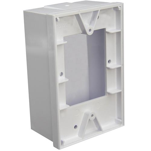 STI StopperStation White Back Box & Spacer Kit