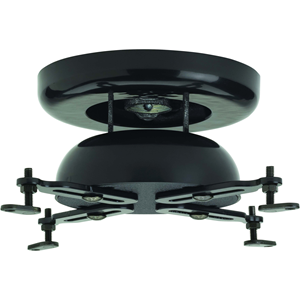 Sanus VisionMount VMPR1 Ceiling Mount for Projector - Black