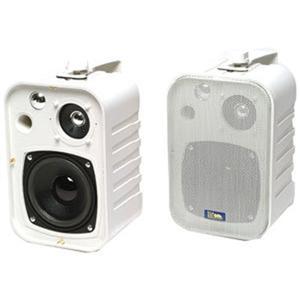 TIC ASP25-W Speaker System - 25 W RMS - White