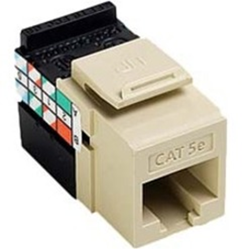 Leviton GigaMax 5e Channel-Rated Keystone Jack