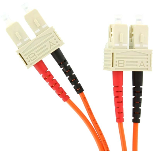 Leviton Fiber Optic Duplex Cable