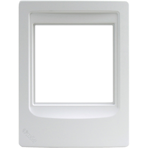 m&s Systems dmcFR Room Station Retrofit Faceplate