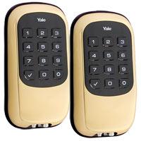(2) 2y-084386 Push Bt Brass