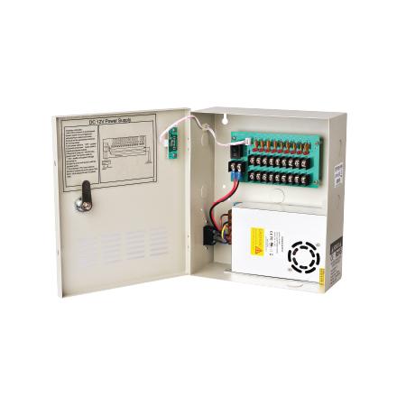 12vdc, 10 Amp, 9 Channel Power Distribution Box