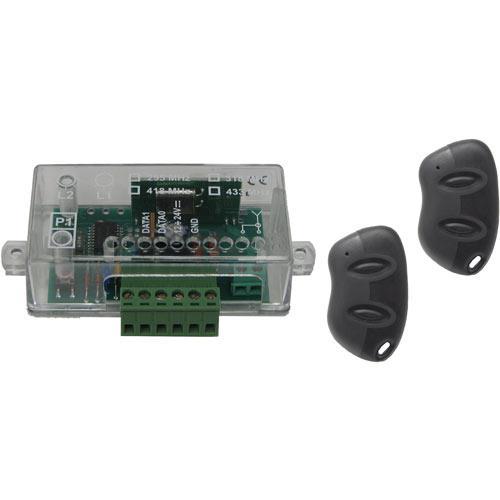 CDVI RWKIT Radium Wiegand Wireless Kit (WRW+2 x R2TC)