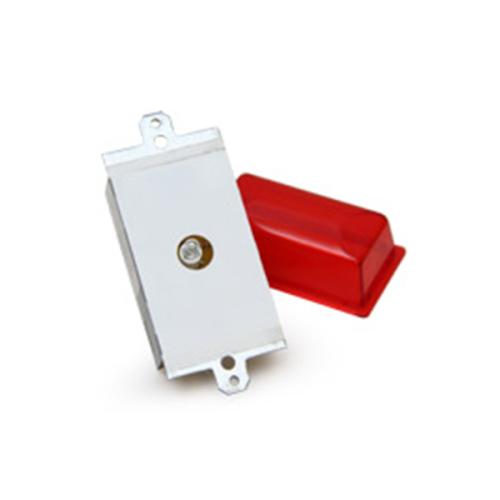120v Notification Appliance W/Flush Incand.Bulb