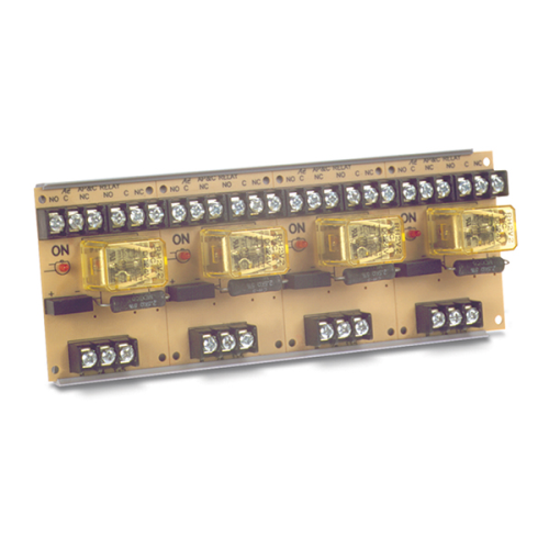 24vac/Dc 4 Pack Relay