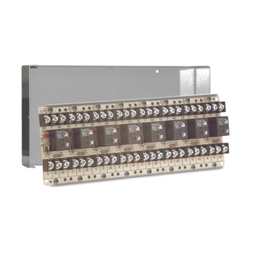 Relay 12/24 VDC SPDT In Grey Cabinet