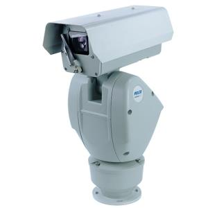 12P 1080p Outdoor Pressurized PTZ Network Box Camera with Wiper