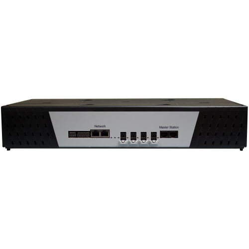Central Equip, 6 Mstr, 64 Stn, Audio, Tc160