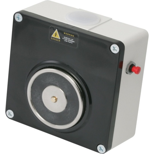 Eaton Elektromagnetische deurhouder - Op muur monteerbaar, Drukknop