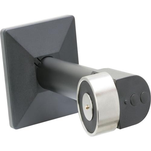 Eaton Elektromagnetische deurhouder - Op muur monteerbaar, Drukknop - Staal, Aluminium - Zwart