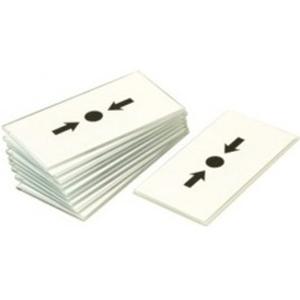 Morley-IAS Extra breekglas voor handmatig meldpunt voor Drukknop, Alarmsysteem