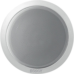 Bosch LHM 0606 6 W RMS Speaker - White - 80 Hz to 18 kHz - 1.7 Kilo Ohm