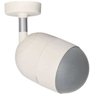 Bosch 10 W RMS - 15 W PMPO Speaker - White - 75 Hz to 20 kHz - 1 Kilo Ohm - Wall Mountable, Ceiling Mountable