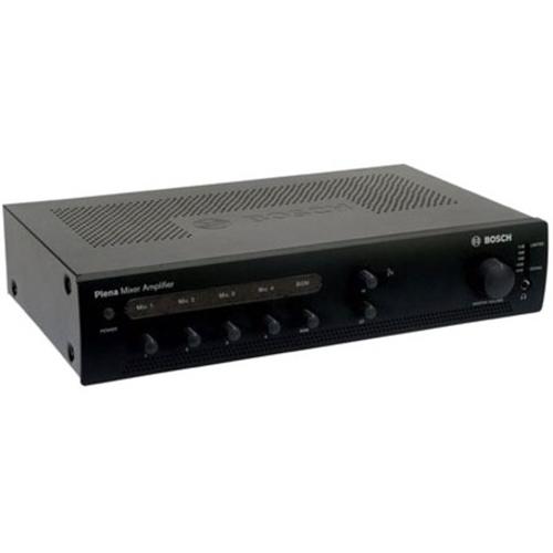 Bosch Plena PLE-1ME120-EU Amplifier - 120 W RMS - Charcoal - 60 Hz to 20 kHz - 400 W