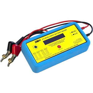 ACT Battery Testing Device - Voltage Monitor, Resistance Measure